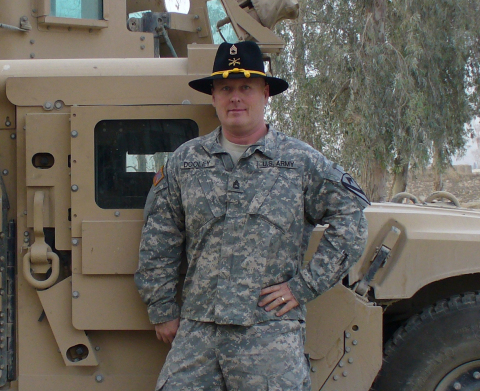 U.S. Infantry Officer George Dooley (ret'd). (Photo: Business Wire)