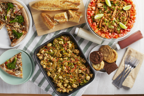 Groovy California Pizza Kitchen Introduces New Spring Seasonal Home Interior And Landscaping Staixmapetitesourisinfo