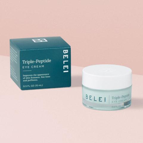 Belei Triple-Peptide Eye Cream (Photo: Business Wire)