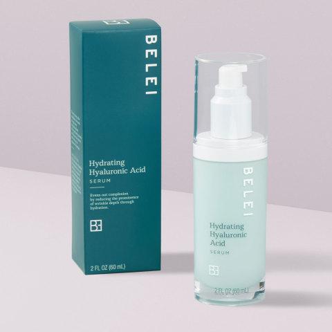 Belei Hydrating Hyaluronic Acid Serum (Photo: Business Wire)