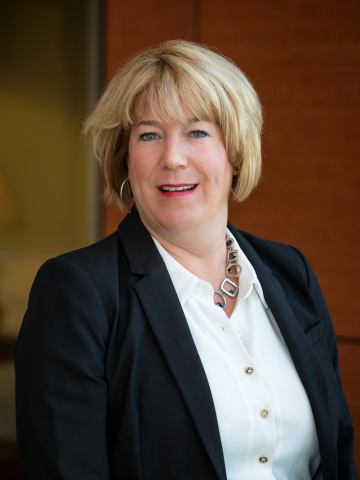 Katherine Weislogel, Executive Director of Treasury and Payment Solutions, Synovus (Photo: Business  ...