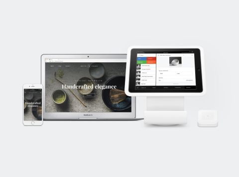 New Square Online Store (Photo: Business Wire)