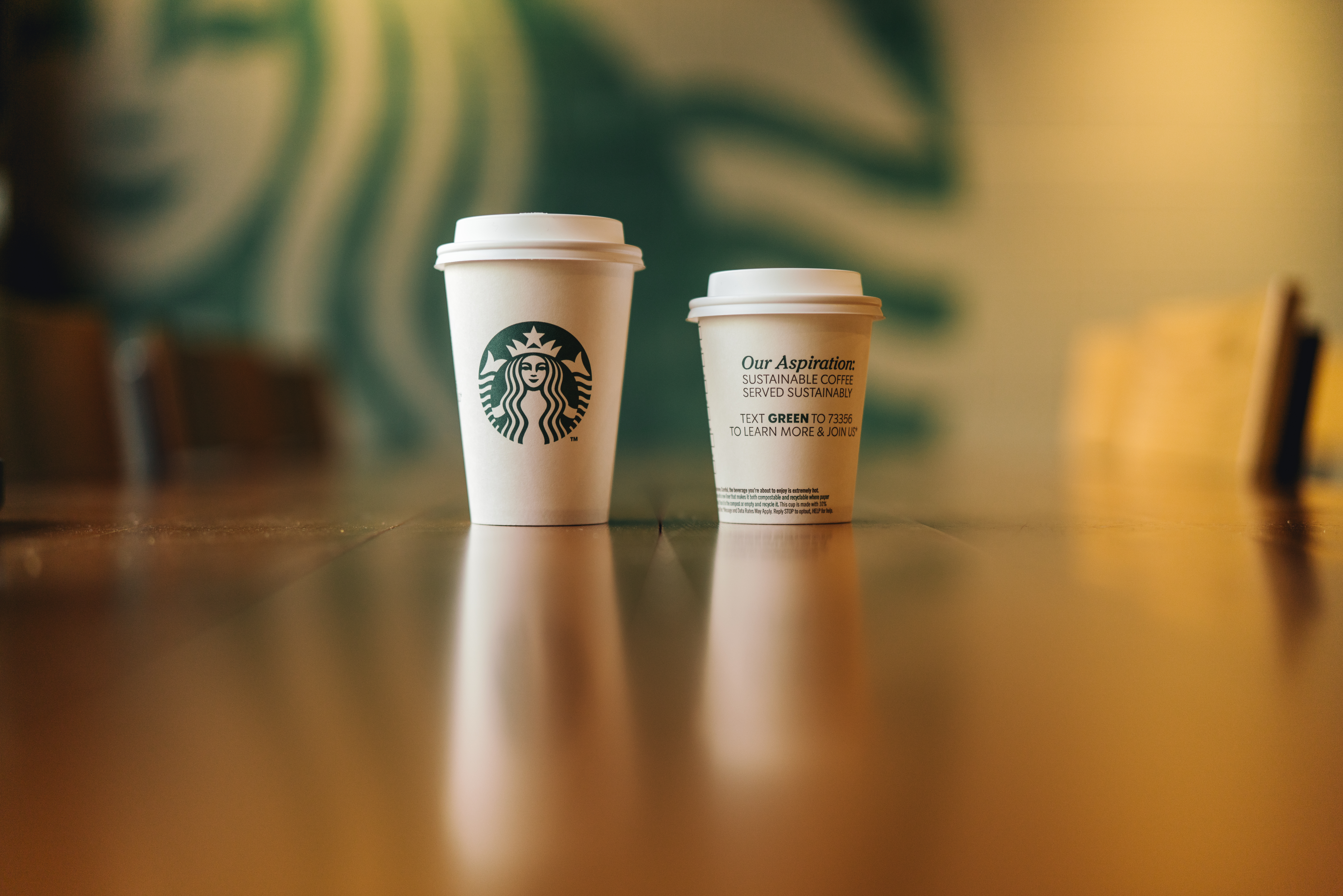 Greener Cups Fewer Straws And Tracing Your Coffee S Journey