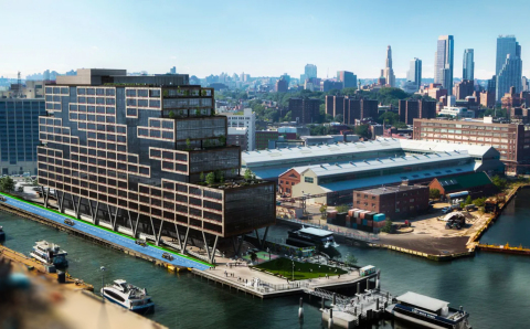Slated to launch in the second quarter of 2019, Optimus Ride's deployment at the Brooklyn Navy Yard ...