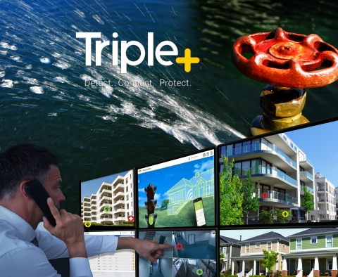 TRIPLE+ INTRODUCES NEW GENERATIONIN WATERLEAK PREVENTION SYSTEM WITH CLOUD-BASED MONITORING CAPABILI ...
