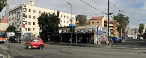AHF's Healthy Housing Foundation purchased 2 properties in downtown Los Angeles, including 431 East ...