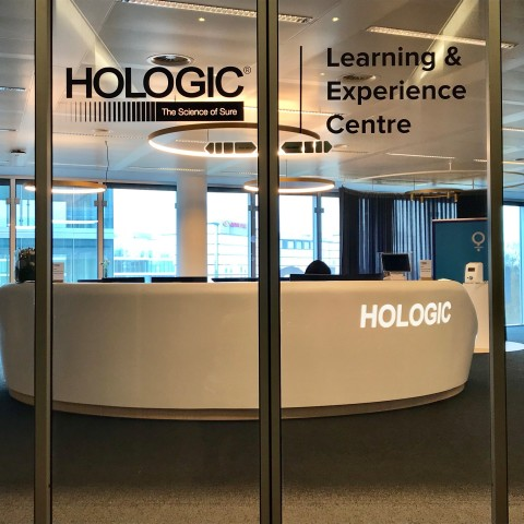 Hologic Learning & Experience Centre in Zaventem, Belgium. (Photo: Business Wire)