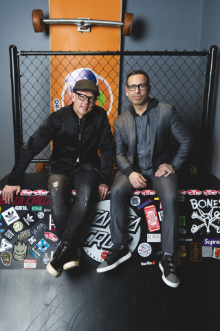 From Left to Right: Havas Chicago Chief Creative Officer John Norman and Havas Creative North America Chairman/CEO Paul Marobella. (Photo: Business Wire)