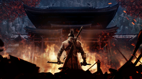 Sekiro™: Shadows Die Twice, the highly-anticipated videogame from FromSoftware is available today on PlayStation® 4, Xbox One, and PC via Steam. Directed by Hidetaka Miyazaki, and published by Activision, Sekiro: Shadows Die Twice is an all-new single-player experience that puts players in the protagonist role of a hard-hearted warrior whose mission is to rescue his master, a young lord who is the descendant of an ancient bloodline, and exact revenge on his arch nemesis. (Photo: Business Wire)