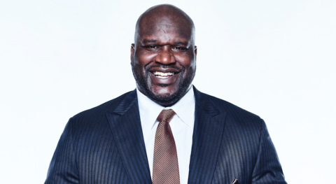 Shaquille O'Neal and Papa John's enter new partnership (Photo: Business Wire)