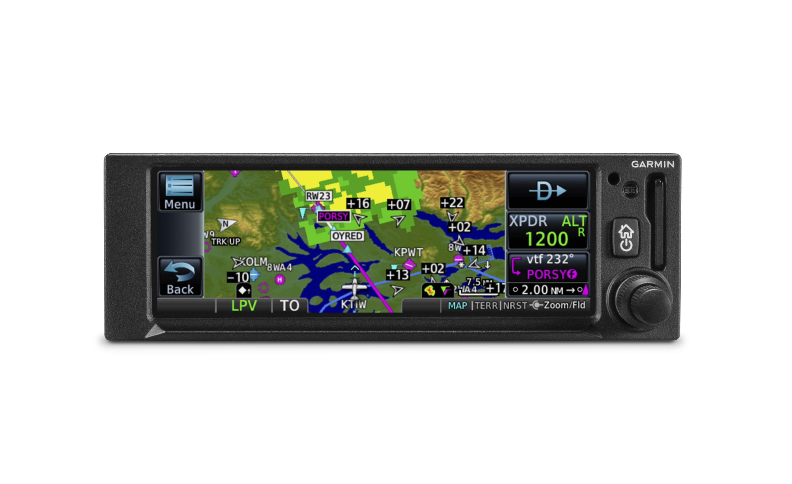 Garmin® introduces the GPS 175 and GNX 375 – compelling ... on
