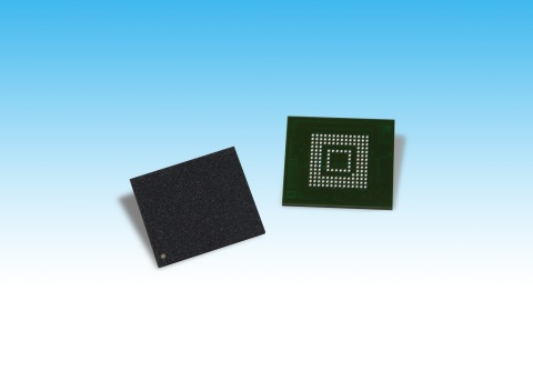 Toshiba Memory Corporation: 3D Flash Memory Enabled UFS Devices for Automotive Applications (Photo: Business Wire)