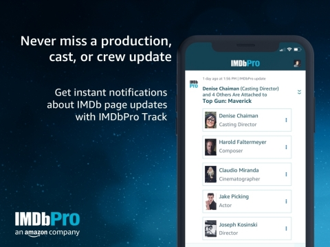 2652de41521ff IMDbPro, the essential resource for entertainment industry professionals,  today unveiled an expansio .