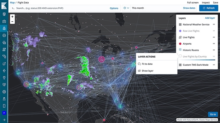 Elastic Releases Elastic Stack 6 7 with New Maps & Uptime Solutions