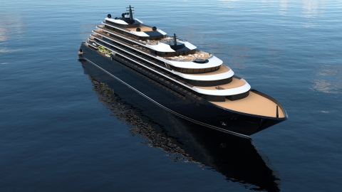 The Ritz-Carlton Yacht Collection to Provide Luxury Connectivity Experience Powered by SES Networks  ...