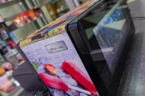 Phononic F200 Merchandising Freezer (Photo: Business Wire)