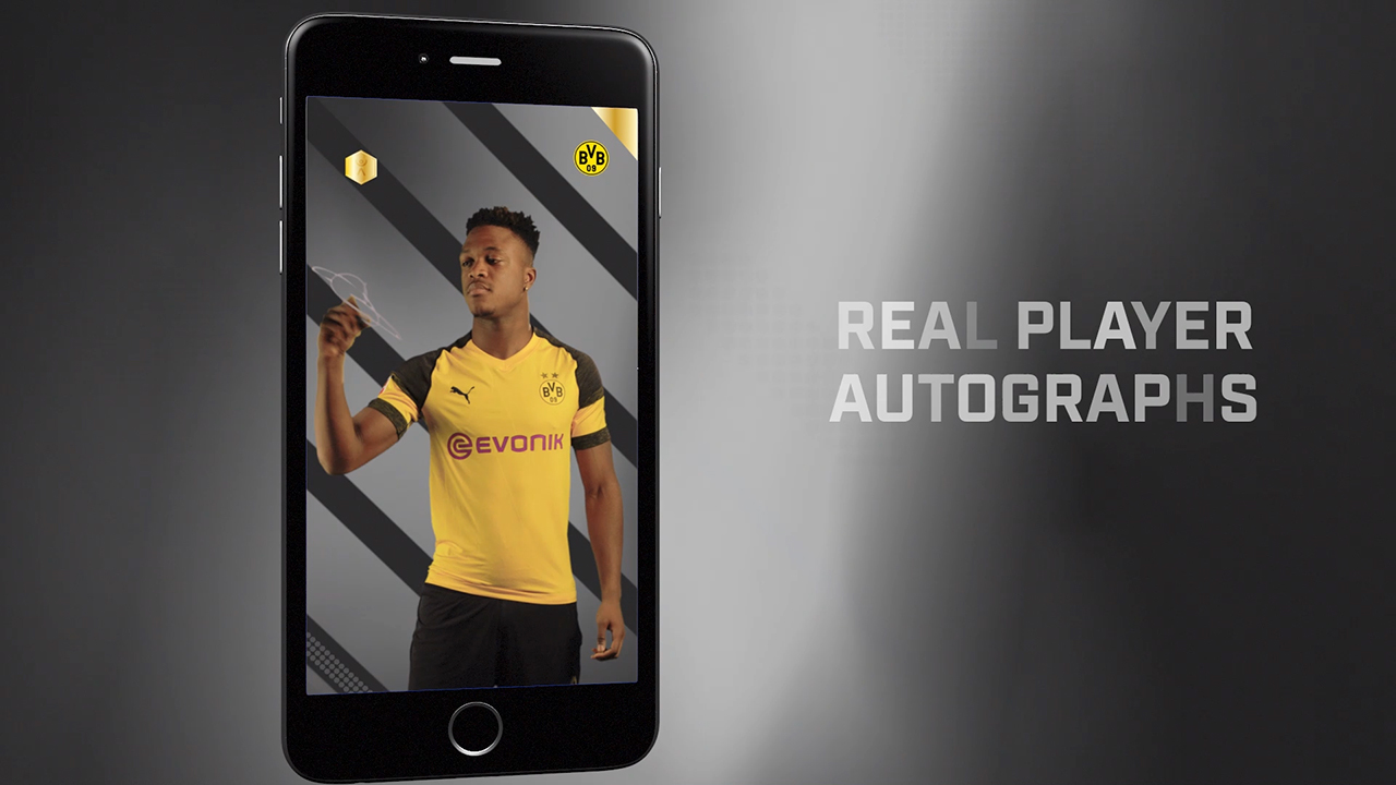 Fantastec SWAP Scores with Borussia Dortmund (Video: Business Wire)