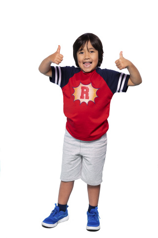Nickelodeon Unboxes Playful New Preschool Series Ryan's Mystery Playdate, Starring YouTube Superstar Ryan of Ryan Toysreview, Friday, April 19, At 12:30 P.M. (ET/PT) Created and Produced by pocket.watch (Photo: Business Wire)