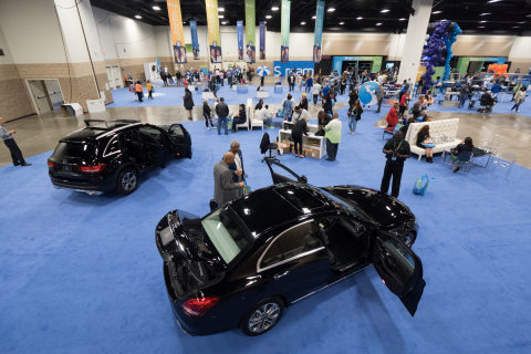 As title sponsor of the 2019 Stream National Conference, Mercedes-Benz Corporate Sales will provide the full Mercedes experience for Stream's Independent Associates from April 11-13 at the Fort Worth Convention Center. (Photo: Business Wire)