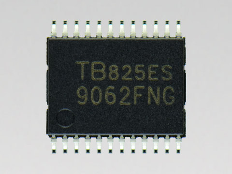"""Toshiba: Sensorless control pre-driver IC """"TB9062FNG"""" for automotive BLDC motors. (Photo: Business Wire)"""