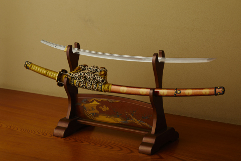 Swords from various periods in Japanese history dating back to the Heian Period (794-1185) to as recent as the Heisei Period (1989-2019) will be displayed to demonstrate the differing techniques used and improvements made over time. (Photo: Business Wire)