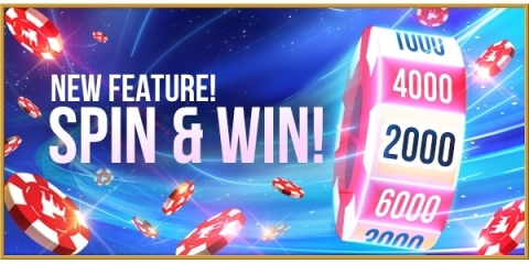 Zynga Poker Spin & Win (Graphic: Business Wire)