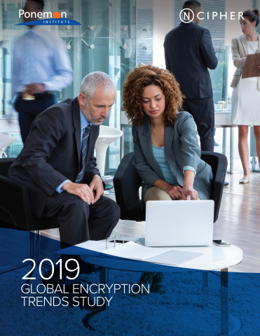 nCipher Security 2019 Ponemon Global Encryption Trends Report (Graphic: Business Wire)