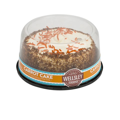Wellsley Farms® Carrot Cake (Photo: Business Wire)