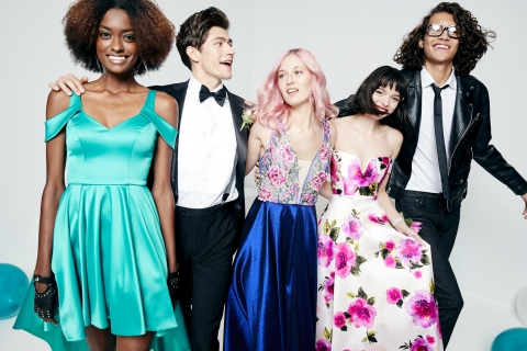 Make this prom unforgettable with Macy's incredible selection of fashion-forward gowns, accessories  ...