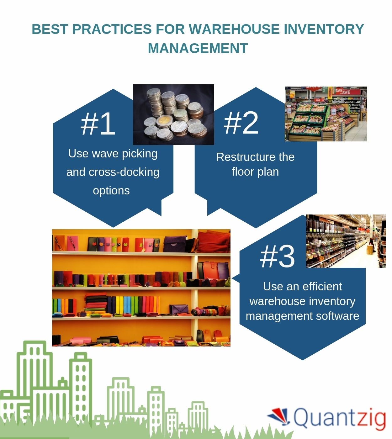 A Holistic Guide on the Best Practices for Warehouse Inventory