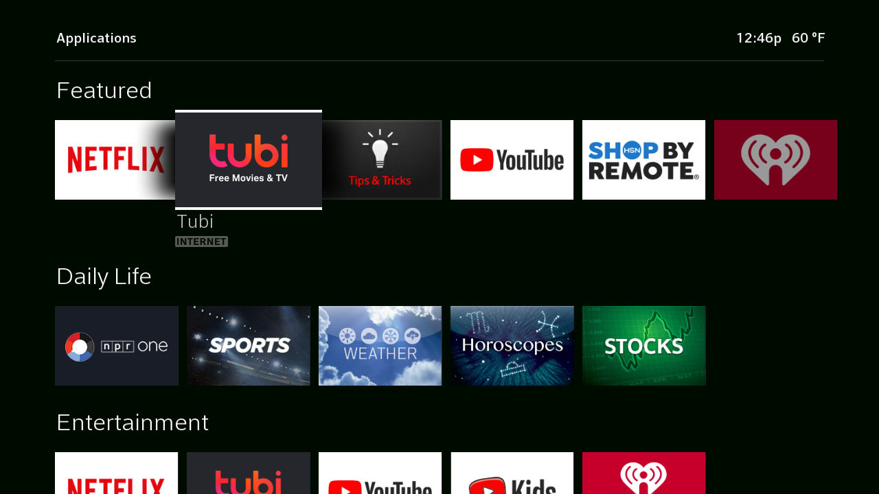 Tubi Now Available on Cox Contour Giving Customers Access to