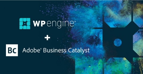 WP Engine Named a WordPress Recommended Partner for Adobe Business Catalyst Customers (Graphic: Business Wire)