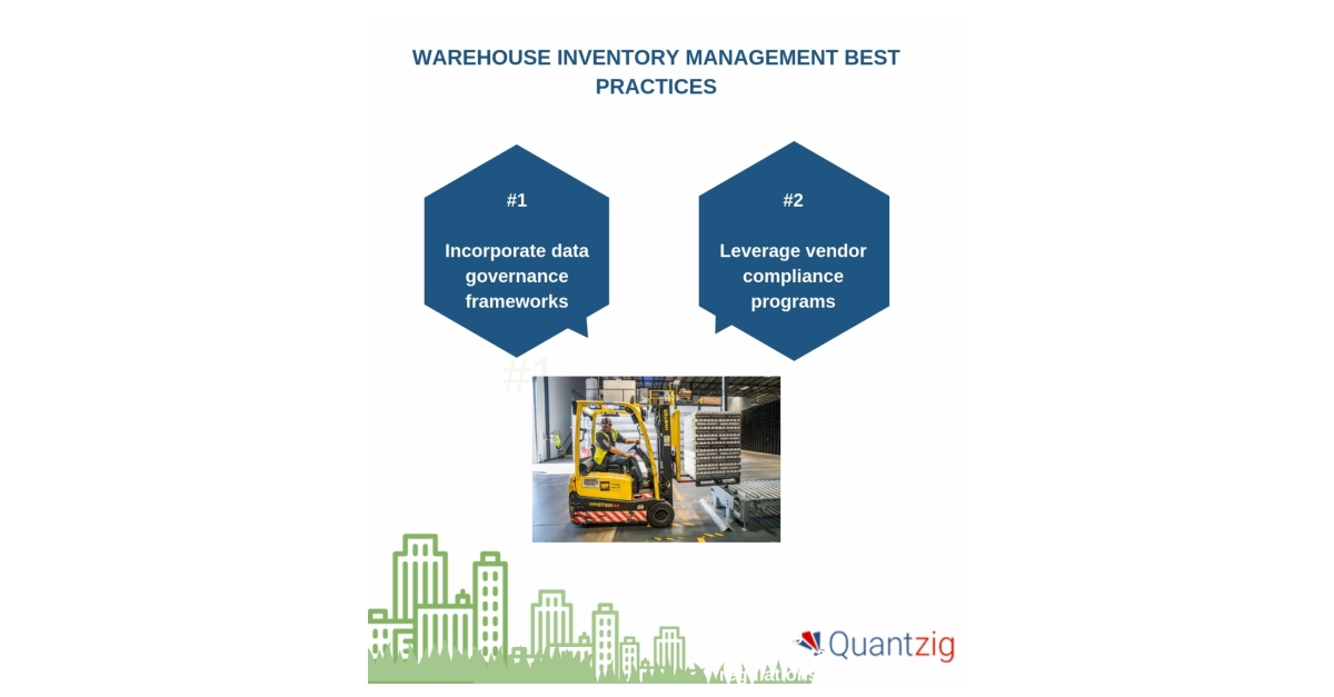 Top Three Best Practices for Establishing an Effective Warehouse