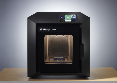 The Stratasys F120™ 3D Printer makes it simple for even the novice to get started with 3D printing ( ...