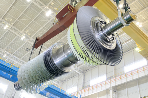 MHPS F-series Gas turbine (Photo: Business Wire)