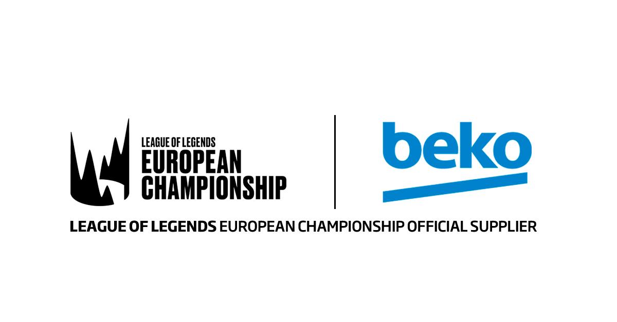 Beko To Sponsor League Of Legends European Championship