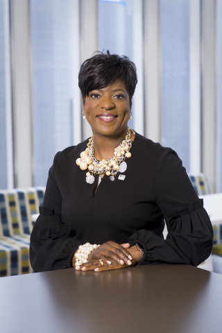 Fifth Third Senior Vice President & Chief Corporate Community and Economic Development Officer Byna Elliott. (Photo: Business Wire)