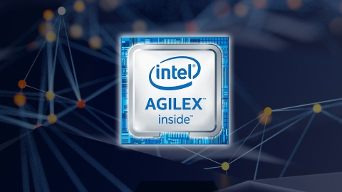 Intel Corporation in April 2019 introduces the Intel Agilex FPGA. The family of field programmable gate arrays addresses the data-centric business challenges across embedded, network and data center markets. (Credit: Intel Corporation)