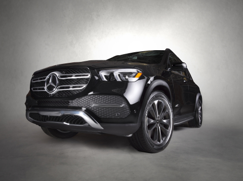 The Cooper Discoverer SRXLE has been selected by Daimler AG as original equipment on the new Mercedes-Benz GLE luxury SUV. (Photo: Business Wire)