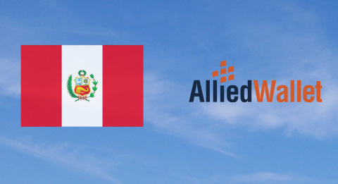 Allied Wallet adds new online payment options in Peru. (Photo: Business Wire)