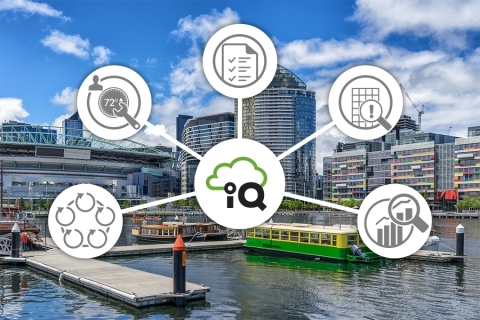 BuildingIQ has joined the invitation-only Intel Internet of Things Solutions Alliance that works to drive revenue growth and market share for over 500 members in the IoT space. (Graphic: Business Wire)