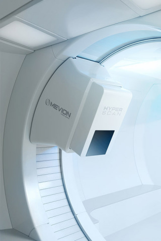 MEVION S250i Proton Therapy System with HYPERSCAN Pencil Beam Scanning. (Photo: Business Wire)