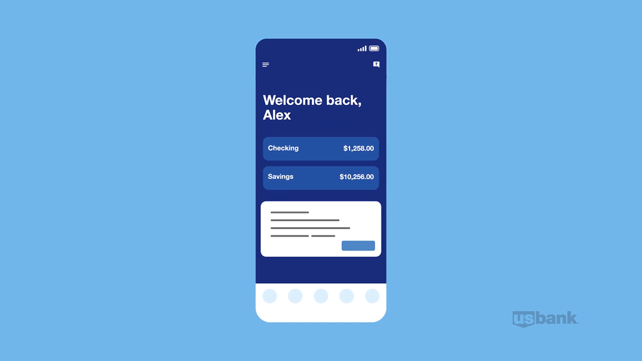 New U S  Bank Mobile App Delivers Unprecedented Personalized