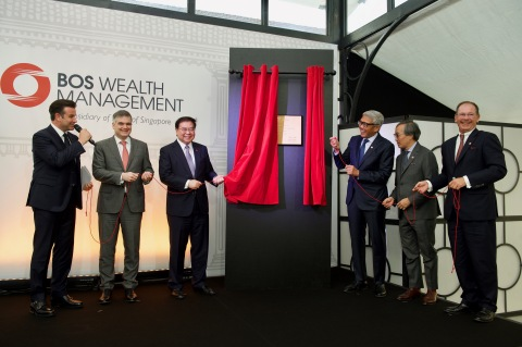 Bank of Singapore launched its European wealth management subsidiary BOS Wealth Management in Luxemb ...