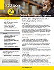 Softeon Order Fulfillment System Data Sheet(Graphic: Business Wire)