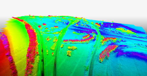 Velodyne sensors provide the rich computer perception data needed to enable high-performing mapping systems in a lightweight, versatile solution. (Photo Credit: YellowScan)