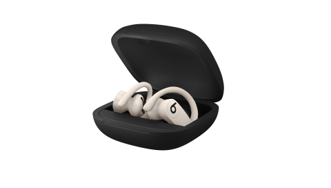 Each earbud has up to 9 hours of listening time and more than 24 hours of combined playback with the magnetic closure case. (Photo: Business Wire)