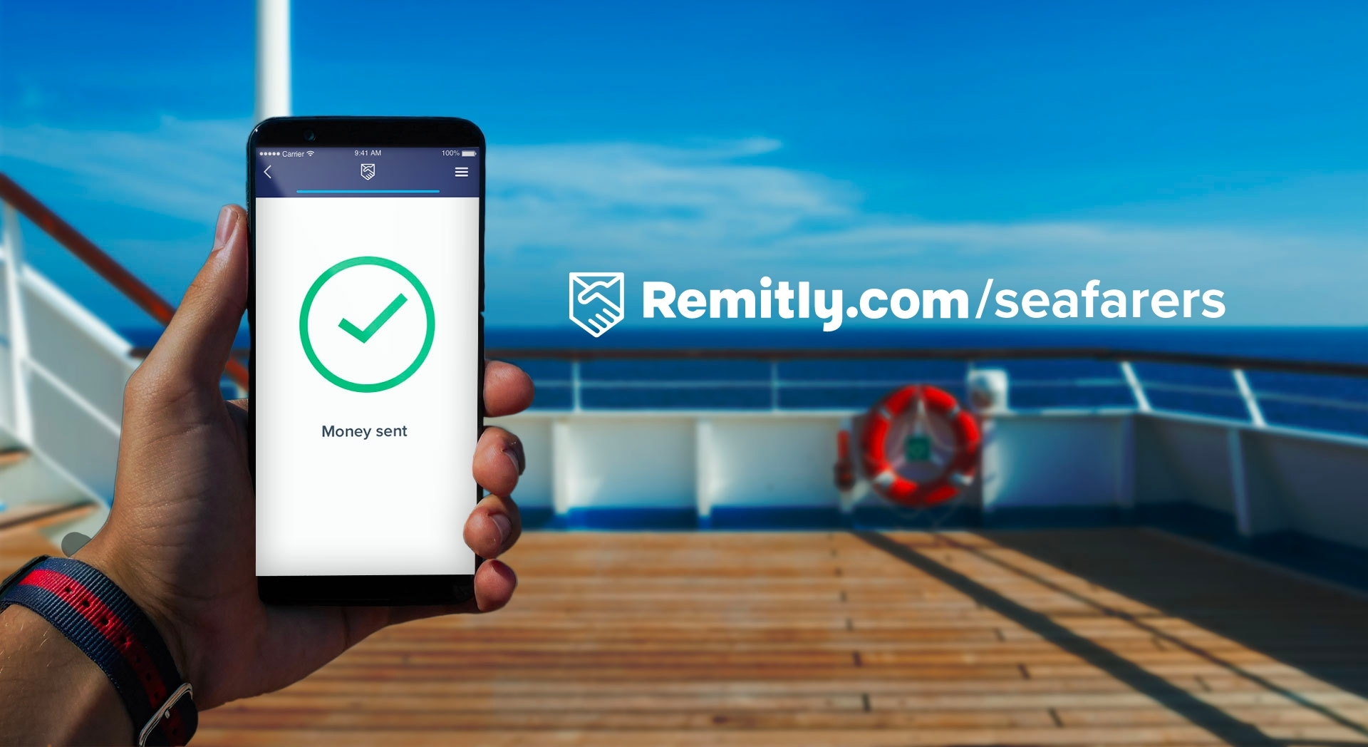 Money Transfer Service To More Cruise
