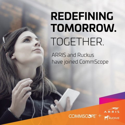 CommScope, a global leader in infrastructure solutions for communications networks, has completed it ...