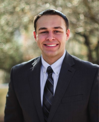 University of Texas pharmacy student Ryan Hoffart wins scholarship to attend the PCCA ACT Legislative Conference in Washington, D.C., April 9-10. (Photo: Business Wire)